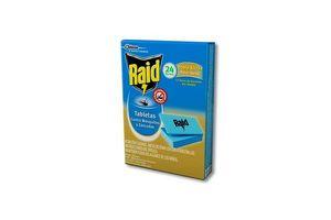 Tableta RAID Para Mosquitos 24 unidades en Tienda Inglesa