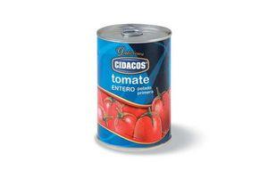 Tomate CIDACOS Entero Lata 400 gr en Tienda Inglesa
