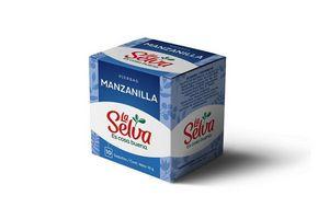Té LA SELVA de Manzanilla 10 Sobres en Tienda Inglesa