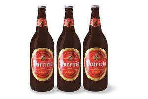 Pack 3 Cervezas PATRICIA Botella Retornable 960cc en Tienda Inglesa