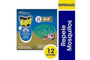 Espirales RAID x 12 Unidades en Tienda Inglesa