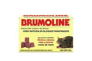 Raticida BRUMOLINE 100gr en Tienda Inglesa