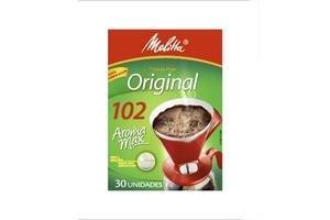 Papel Filtro MELITTA N° 102 en Tienda Inglesa