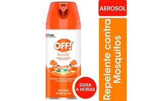 Repelente OFF en Aerosol 165 cc en Tienda Inglesa