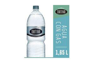 Agua Mineral Natural con Gas NATIVA 1.65 L en Tienda Inglesa