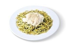 Spaghetti a la Florentina Porción en Tienda Inglesa