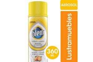 Lustra Muebles BLEM  Fragancia Naranja Spray 360cc en Tienda Inglesa