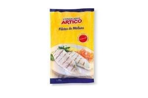 Filetes de Merluza sin Piel y sin Espinas ARTICO 400g en Tienda Inglesa