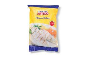 Filetes de Merluza sin Piel y sin Espinas Congelados ARTICO 750g en Tienda Inglesa