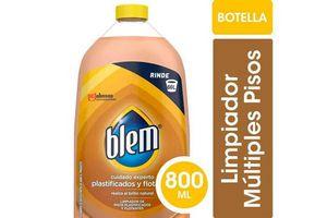 Limpiador para Pisos Plastificados BLEM 900cc en Tienda Inglesa
