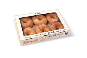 Donut Glaseada 6 Unidades TIENDA INGLESA en Tienda Inglesa