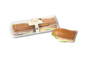 Sandwich de Pan Felipe Integral Relleno TIENDA INGLESA 1 Unidad en Tienda Inglesa
