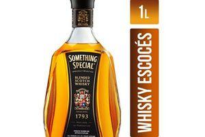 Whisky SOMETHING SPECIAL 1 L en Tienda Inglesa