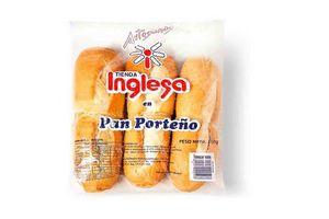 Pan Porteño TIENDA INGLESA 6 Unidades en Tienda Inglesa
