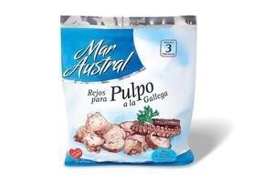 Pulpo Cocido Español MAR AUSTRAL  400g en Tienda Inglesa