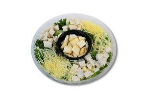 Ensalada de Pollo Cesar Salad por Porción en Tienda Inglesa
