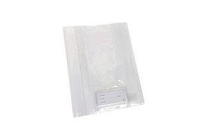 Forro Cuaderno Plastificado Transparente en Tienda Inglesa