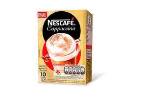 Cappuccino NESCAFE 10 Sobres en Tienda Inglesa