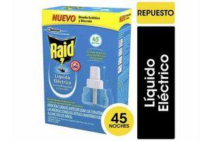 Insecticida RAID Mata Mosquitos Repuesto 45 Noches en Tienda Inglesa
