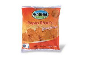 Papas Rostis Congeladas para Hornear OERLEMANS 750 gr en Tienda Inglesa