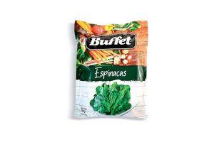 Espinaca BUFFET Congelada 500g en Tienda Inglesa