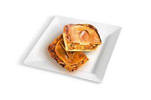 Torta Gallega TIENDA INGLESA con Mariscos en Tienda Inglesa