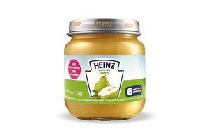 Alimento para Bebe Colado de Pera HEINZ 113gr en Tienda Inglesa