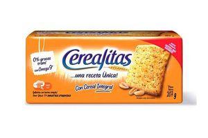 Galleta CEREALITAS Clásicas 200 gr en Tienda Inglesa