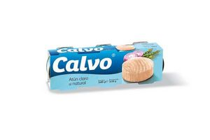 Pack x3 Atún Claro CALVO en Aceite Vegetal en Tienda Inglesa