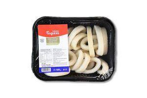 Aros de Calamares TIENDA INGLESA 750 gr en Tienda Inglesa