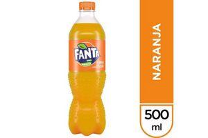 Refresco FANTA de Naranja 500ml en Tienda Inglesa
