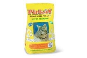 Piedras Sanitarias PIRKAS para Gatos 2Kg en Tienda Inglesa