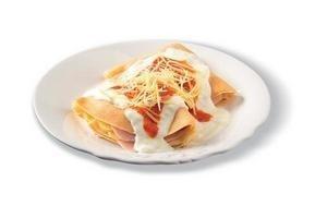 Crepes de Jamón y Queso con Salsa x 2 Unidades en Tienda Inglesa