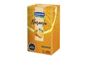Jugo CONAPROLE sabor Naranja 250ml en Tienda Inglesa