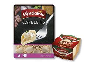 Pack Capelletis al Vacío LA ESPECIALISTA en Tienda Inglesa