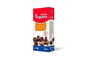Maní con Chocolate TIENDA INGLESA 100 g en Tienda Inglesa