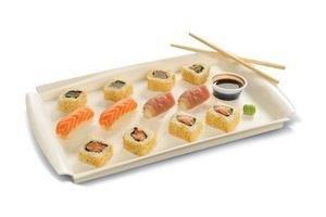 Sushi Arcoiris x12 en Tienda Inglesa