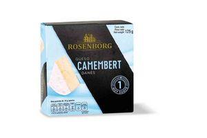 Queso ROSENBORG Camembert 125g en Tienda Inglesa