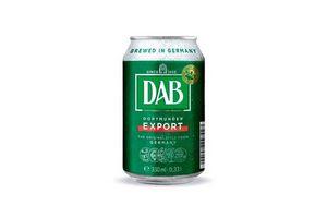 Cerveza DAB lata 330ml en Tienda Inglesa