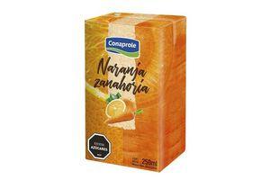 Jugo de Naranja y Zanahoria CONAPROLE 250 ml en Tienda Inglesa