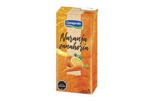 Jugo CONAPROLE sabor Naranja y Zanahoria 1 L en Tienda Inglesa