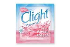 Jugo CLIGHT sabor Pomelo Rosado sin Azúcar 9,5g en Tienda Inglesa