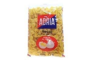 Fideos ADRIA Moña Grande 500 gr en Tienda Inglesa
