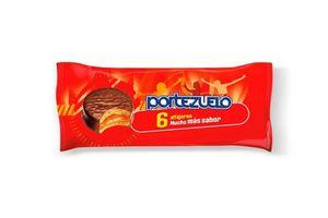 Alfajor de Chocolate Pack PORTEZUELO x 6 Unidades en Tienda Inglesa