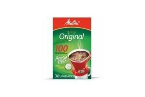Papel Filtro MELITTA N° 100 en Tienda Inglesa