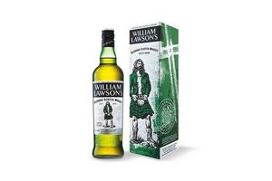 Whisky WILLIAM LAWSONS 1 L en Tienda Inglesa