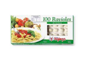 Ravioles TIENDA INGLESA Rellenos de Verdura 100 Unidades en Tienda Inglesa