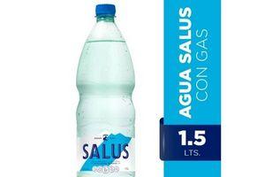 Agua Mineral Natural SALUS Con Gas 1,5l en Tienda Inglesa
