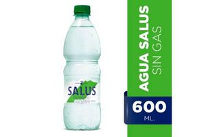 Agua Mineral Natural SALUS Sin Gas 600l en Tienda Inglesa