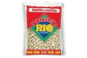Porotos Manteca RIO DE LA PLATA  500g en Tienda Inglesa